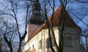 kościół konarzewo
