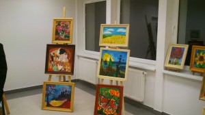 wystawka Promyk